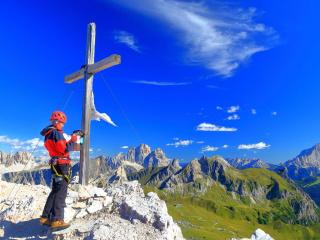bergsteigen-dolomiten